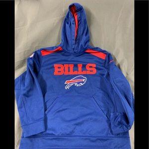 Nike NFL Therma-Fit Buffalo Bills Sweater - XL
